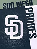 The Northwest Co MLB 802 Padres Strike Raschel Throw