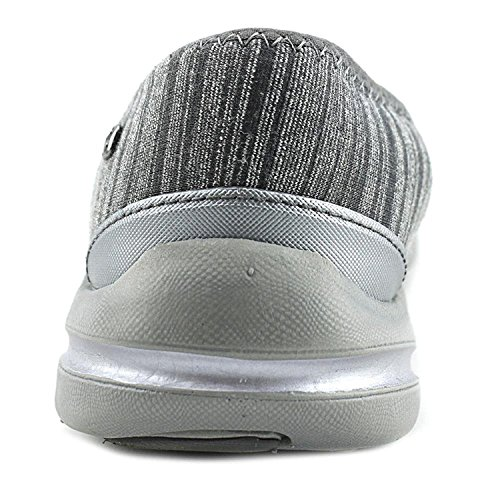 Shoe Lakeside On BZees Dark Grey Grey Walking Womens Slip Cq6wXwP