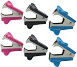 Clipco Staple Remover (6-Pack) (Assorted Colors)