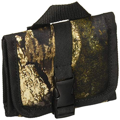 Allen Company Ammo Pouch for Rifles, 14 Cartridge Loops,Mossy Oak Break-Up Country