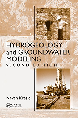 Hydrogeology and groundwater modeling second edition ebook neven hydrogeology and groundwater modeling second edition por kresic neven fandeluxe Choice Image