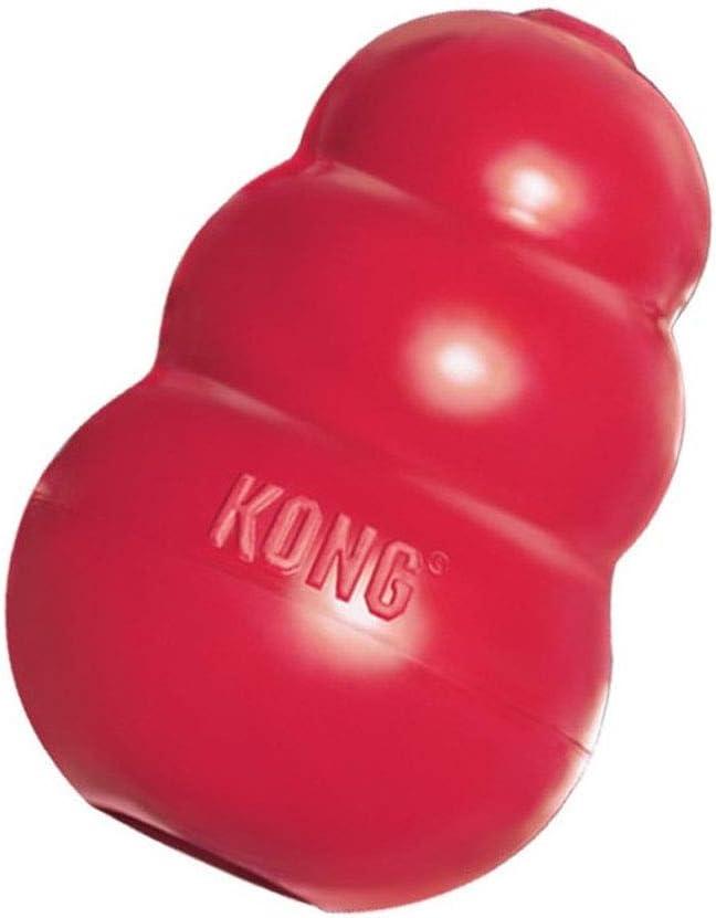 Global Juguete para Perro Kong Classic pequeño | Mordedor para Perro | Juguete Resistente para Perro