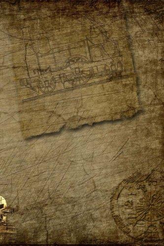 Steampunk: Notebook por Wild Pages Press