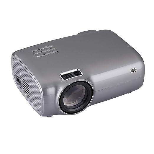 Nativo Wifi proyector 1080p, Full HD 2600 lúmenes proyector de ...