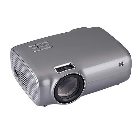 Nativo Wifi proyector 1080p, Full HD 2600 lúmenes proyector ...