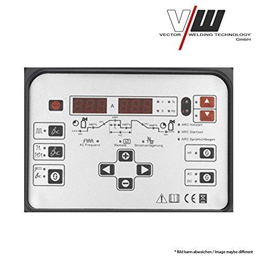 Digital sudor dispositivo AC/DC Wig V241 Pulso AC/DC, WIG 200 A, Pulso, MMA: Amazon.es: Bricolaje y herramientas