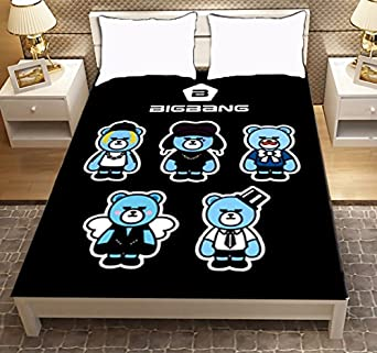 Amazon | 【KRUNK】 ベッドカバ...