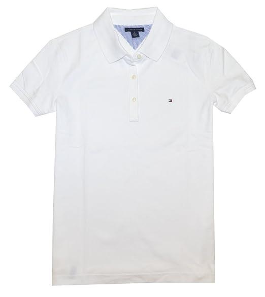 tommy hilfiger damen shirt weiß