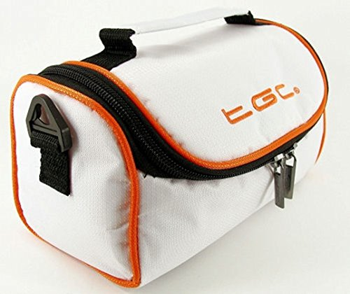 y Negro White Hot Mujer TGC Orange para With Bolso Negro al Hombro Trims Azul Cool nwvvq0f8R7