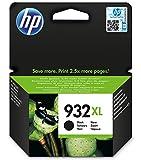 HP CN053AE 932XL High Yield Original Ink Cartridge, Black, Pack of 1