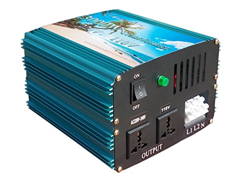 3000W transformer AC 220V to AC 110V or AC 110V to AC 220V , used for pure sine wave power inverter