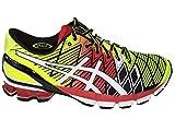 ASICS Men's Gel Kinsei 5 Running Shoes T3E4J-9001 Black/White/Red (7.5 D(M) US) Review