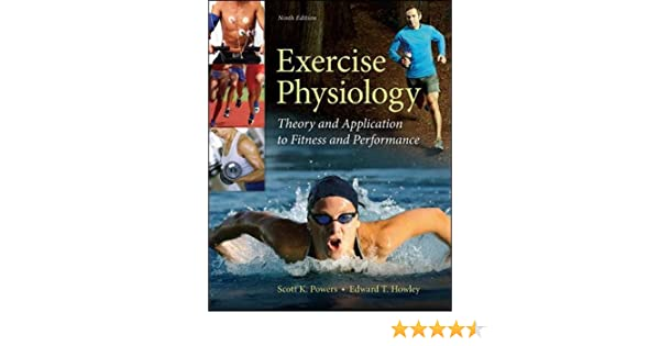 exercise physiology theory and application to fitness and
