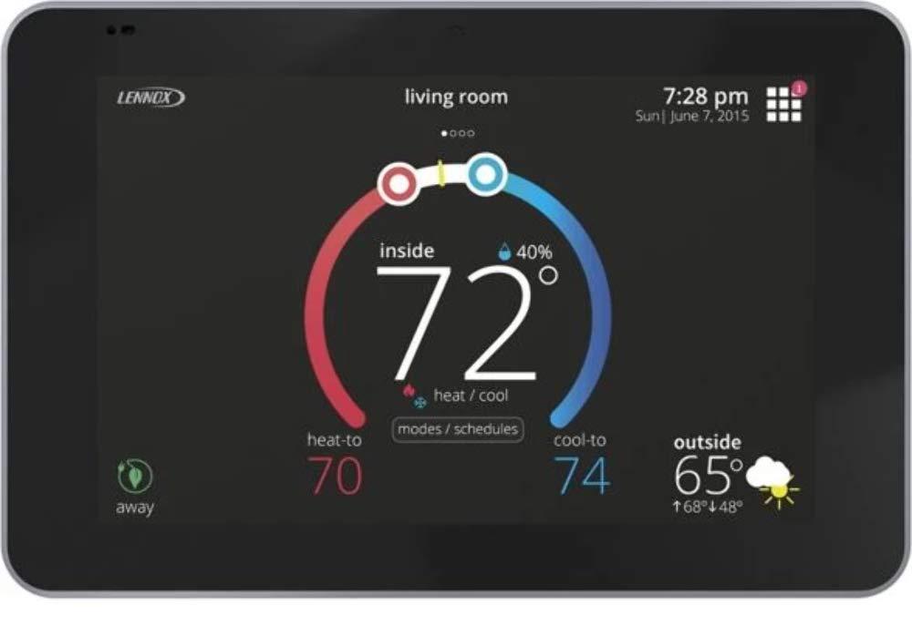 Lennox 15S63 iComfort E30 Smart Thermostat