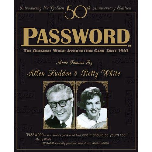 Password Golden 50th Anniversary Edition Edition Edition 528775