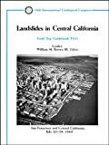 Landslides in Central California, , 0875906400