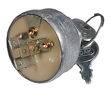 Amazon.com: Stens 430 – 144 Interruptor de encendido/Snapper ...