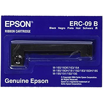 Epson ERC09 Compatible POS Printer Ribbons ERC-09 ERC22 M185 M190 Free Ship 12