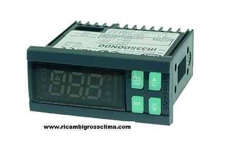 Termostato Controlador Carel ir33colb00