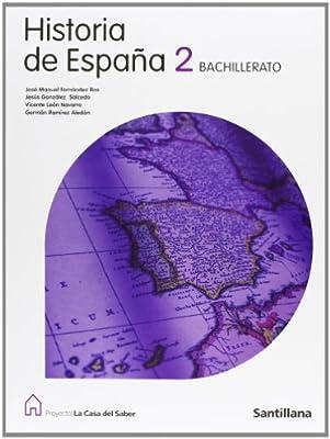 Historia de España Extremadura 2 Bachillerato La Casa Del Saber ...
