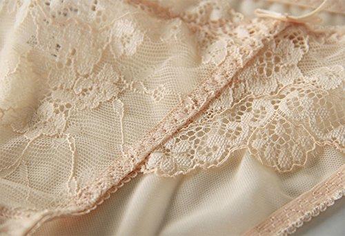 2 De La Mujer Invisible Paquete Sin Fisuras Del Bikini Bragas A3