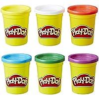 Play-Doh 6'lı Oyun Hamuru(C3898)