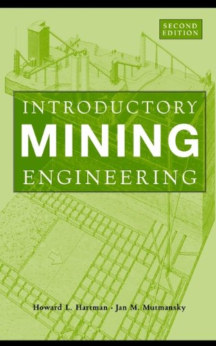 Introductory Mining Engineering Pdf