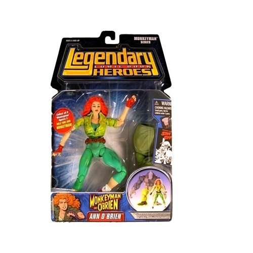 legendary heroes figure - 6