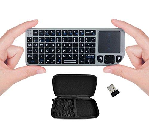 FAVI Wireless Keyboard Touchpad Pointer