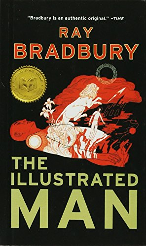 book cover of The Illustrated Man
