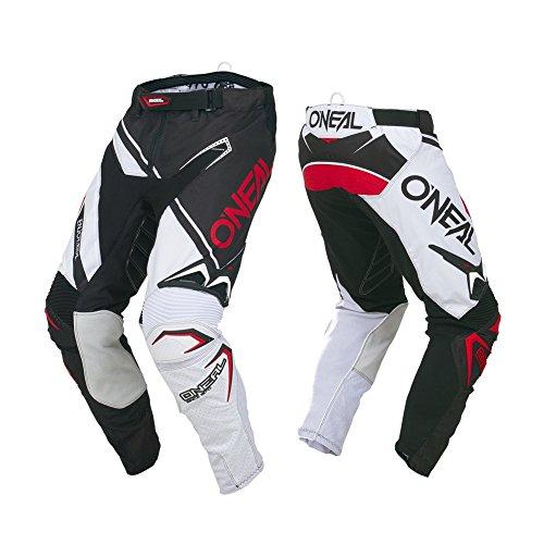 O'Neal Men's Hardwear Rizer Pant (Black, Size 32) -