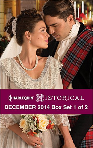 book cover of Harlequin Historical December 2014 - Box Set 1 of 2