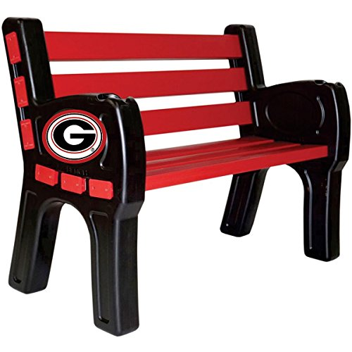 Imperial INTERNATIONAL GEORGIA BULLDOGS PARK BENCH by Imperial