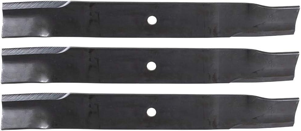 Amazon.com: Ariens 09081200 - Cuchillas para cortacésped (3 ...