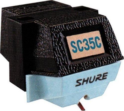 1 opinioni per Shure SC35C testina + puntina sferica per giradischi, dj, ecc..