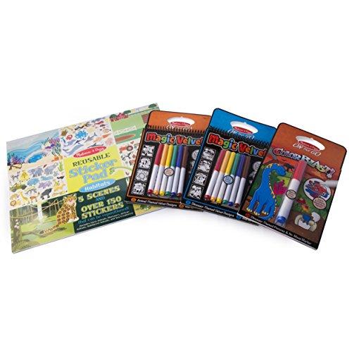 Melissa Doug Gift Pack Reusable