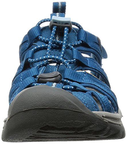 Outdoor BKGA Sandali WHISPER 5124 Blue Donna Keen qfwZITw