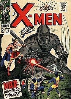 Uncanny X-Men (1963 series) #34 pdf