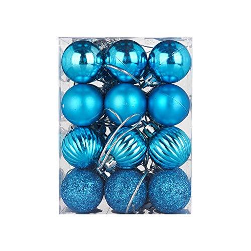 Kauneus 100Pcs Package Christmas Tree Ornaments Christmas