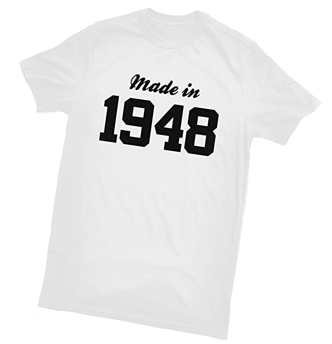 Made In 1948 T Shirt