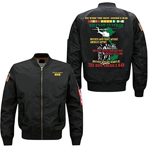 Us Marines Logo Flight Jackets - 1
