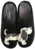 Florett Nancy, Damen Pantoffeln, Schwarz (schwarz 60), 40 EU