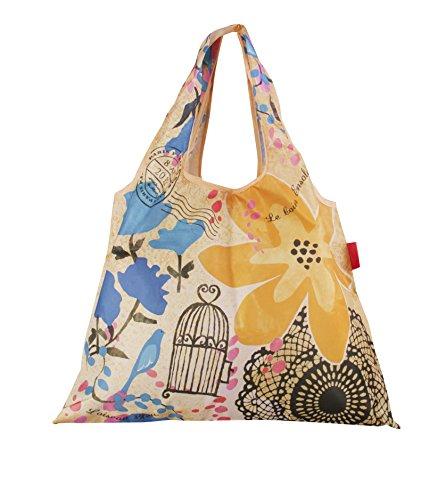 Shopping Bag Eco Bag Foldable Designers Japan (Japanese Still Life)