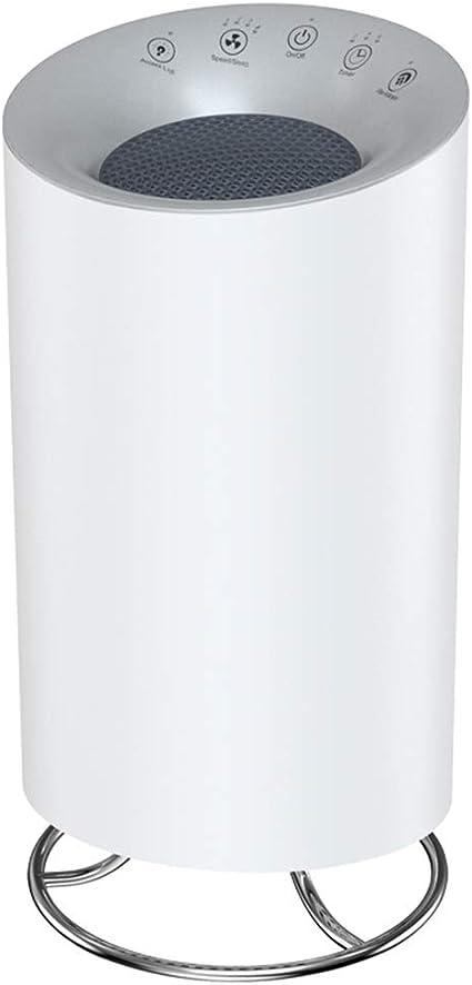 ZHJIUXINGXDY Portátil HEPA Purificador de Aire, Limpiador de Aire para el Hogar contra la Alergia, Polvo, Polen, Caspa de Mascotas, Moho, Humo Inteligente, White: Amazon.es: Deportes y aire libre