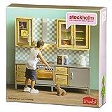 Lundby Stockholm Kitchen Playset