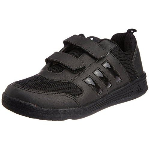6d4ab6c7d95f Adidas Boy s Black School Shoes (2)  Buy Online at Low Prices in ...