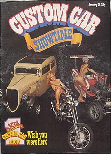 Custom Car Magazine January 01 1976 Amazon Co Uk Colin Gamm