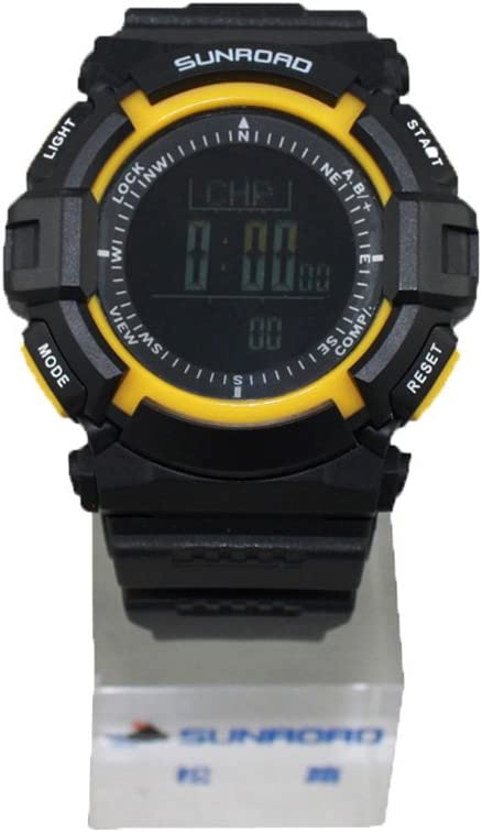 Anself Reloj deportivo digital multifuncional Pulsera de ...
