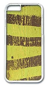 ACESR Brown Stripes Awesome iPhone Case PC Hard Case Back Cover for Apple iPhone 6 4.7inch