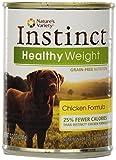 Instinct Grain-Free Healthy Weight Chicken Formula Canned Dog Food, 13.2 oz (case of 12)